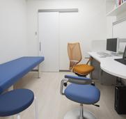 アレルギー診察室