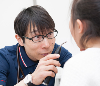 アレルギーの診療|ならばやしこどものアレルギークリニック イメージ写真1