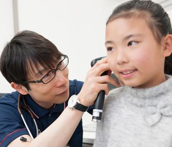 小児の診療|ならばやしこどものアレルギークリニック イメージ写真1