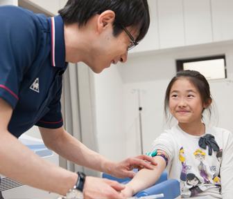 予防接種|ならばやしこどものアレルギークリニック イメージ写真1
